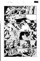 Crew 1 pg 13 Comic Art