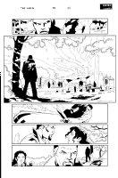 Crew 1 pg 21 Comic Art