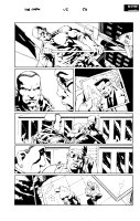 Crew 2 pg 6 Comic Art