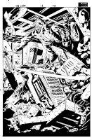 Crew 2 pg 8 Comic Art