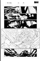 Crew 2 pg 16 Comic Art