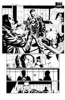 Crew 3 pg 12 Comic Art