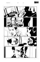 Crew 3 pg 14 Comic Art