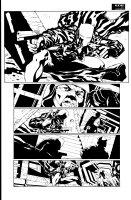 Crew 4 pg 7 Comic Art