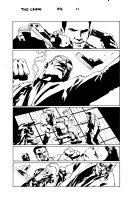 Crew 4 pg 11 Comic Art