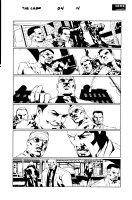 Crew 4 pg 14 Comic Art