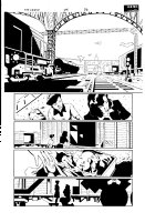 Crew 5 pg 6 Comic Art