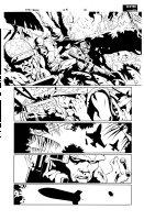 Crew 5 pg 10 Comic Art