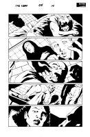 Crew 5 pg 14 Comic Art