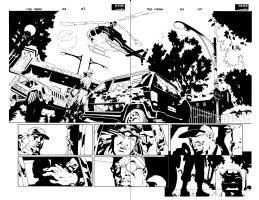 Crew 6 pg 2-3 dps Comic Art