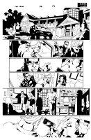 Crew 6 pg 4 Comic Art