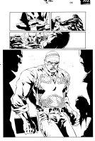 Crew 6 pg 6 Comic Art