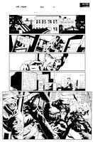 Crew 6 pg 11 Comic Art