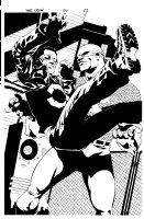 Crew 6 pg 22 Comic Art