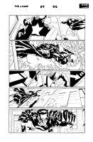 Crew 7 pg 6 Comic Art