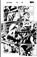 Crew 7 pg 10 Comic Art