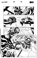 Crew 7 pg 13 Comic Art