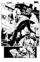 Crew 7 pg 15 Comic Art