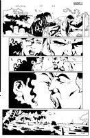 Crew 7 pg 23 Comic Art