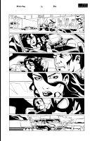 Elektra 16 pg 6 Comic Art