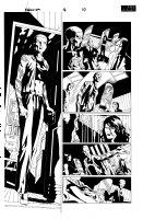 Elektra 16 pg 10 Comic Art