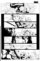 Elektra 17 pg 12 Comic Art