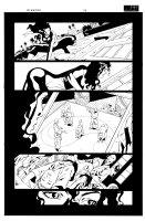Elektra 17 pg 14 Comic Art