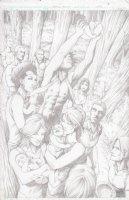 Mindfield 6 pg 4 splash Aspen Comic Art