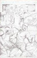 Mindfield 5 pg 1 Aspen Comic Art