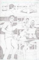 Executive Assistant Violet 3 pg 14 Aspen Comic Art
