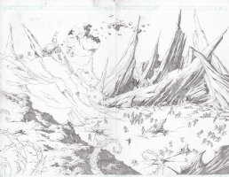 Charismagic 2 pg 2-3 dps background Aspen Comic Art