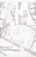 Kiani 3 pg 14 Comic Art