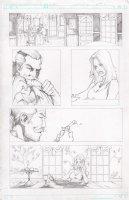 Executive Assistant Assassins 12 pg 13 Aspen Comic Art