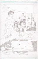 Executive Assistant Assassins 4 pg 17 Aspen Comic Art