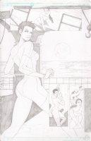 Executive Assistant Assassins 4 pg 18 Aspen Comic Art
