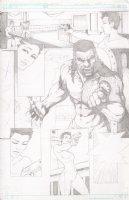 Executive Assistant Assassins 5 pg 6 Aspen Comic Art