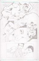 Executive Assistant Assassins 4 pg 10 Aspen Comic Art