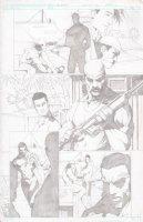Executive Assistant Assassins 4 pg 5 Aspen Comic Art