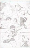 Executive Assistant Assassins 4 pg 6 Aspen Comic Art