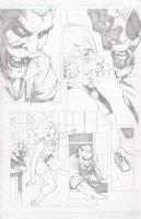 Executive Assistant Assassins 12 pg 16 Aspen Comic Art