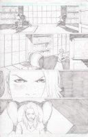 Executive Assistant Assassins 12 pg 9 Aspen Comic Art