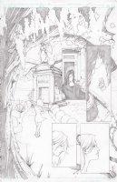 Executive Assistant Assassins 12 pg 6 Aspen Comic Art