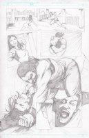 Executive Assistant Assassins 14 pg 13 Aspen Comic Art