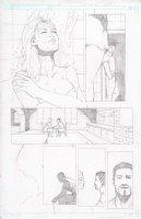 Executive Assistant Assassins 13 pg 8 Aspen Comic Art