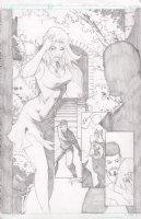 Executive Assistant Assassins 12 pg 20 Aspen Comic Art