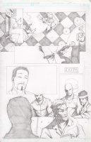 Executive Assistant Assassins 12 pg 11 Aspen Comic Art