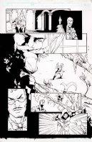 Executive Assistant Assassins 15 pg 9 Aspen Comic Art
