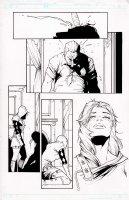 Executive Assistant Assassins 15 pg 15 Aspen Comic Art