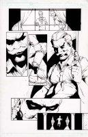 Executive Assistant Assassins 15 pg 10 Aspen Comic Art