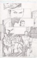Executive Assistant Assassins 12 pg 7 Aspen Comic Art
